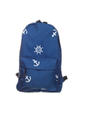Marine Blue Sublimated Backpack - orangeshine.com