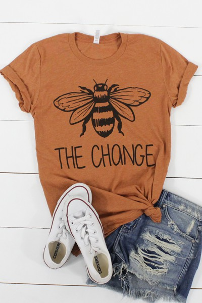 BeeTheChange-Crew - orangeshine.com