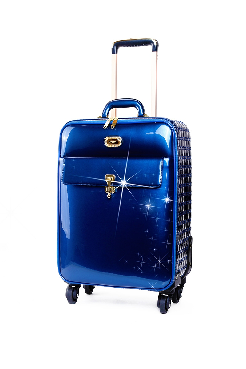Euro Moda Luggage - orangeshine.com