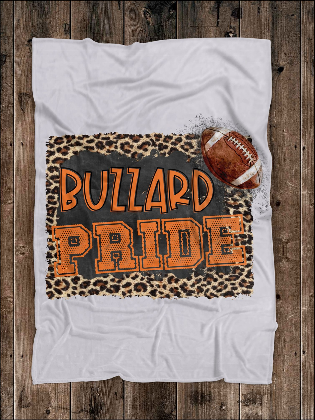 Team Pride Blanket - orangeshine.com