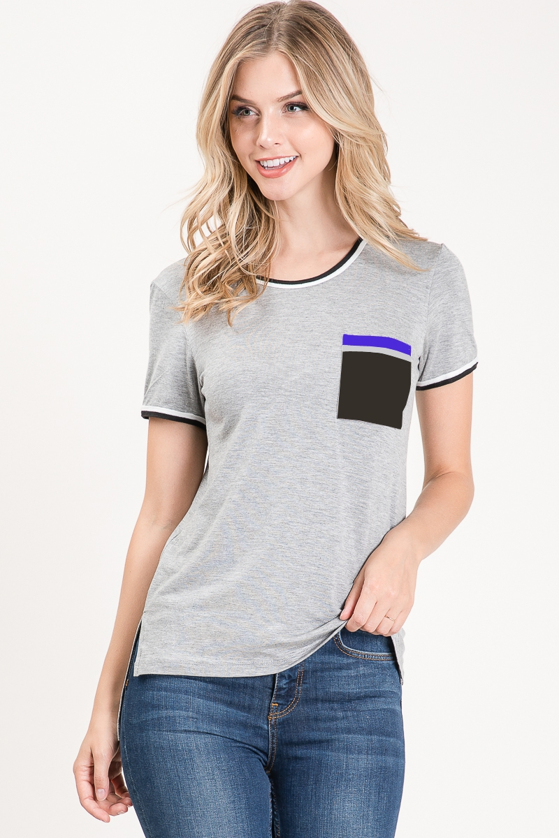 A0040 Grey Black-Off White-Purple - orangeshine.com