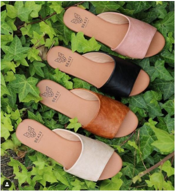 4 COLORS SANDALS - orangeshine.com