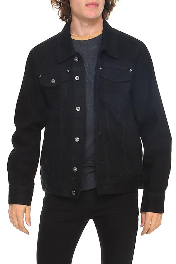 MENS Denim Jacket - orangeshine.com