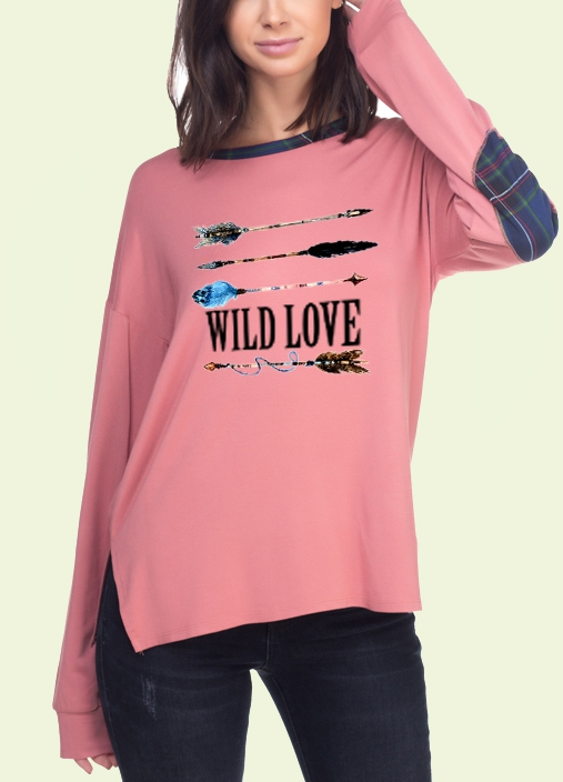 WILD LOVE TOP - orangeshine.com