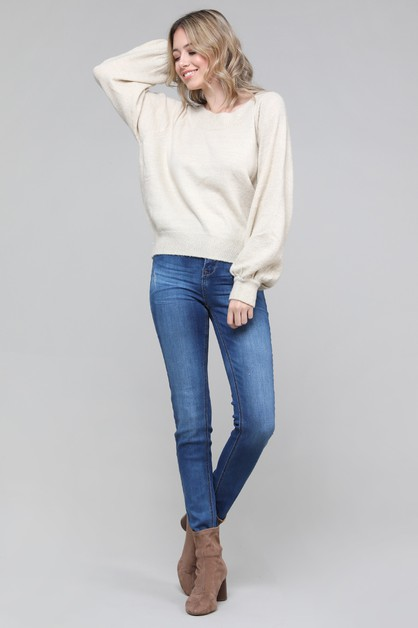 Sweater Top - orangeshine.com