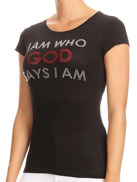 I AM WHO GOD SAYS I AM  - orangeshine.com
