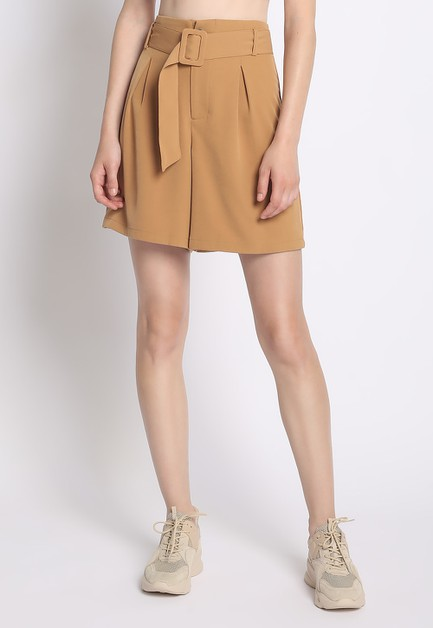 HIGH WAIST SHORTS - orangeshine.com