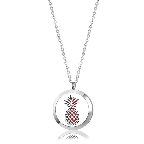 PINEAPPLE NECKLACE - orangeshine.com