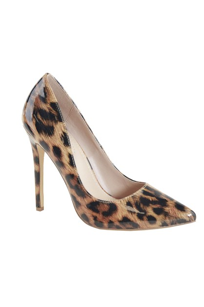 Stiletto High Heels Dress Pumps - orangeshine.com
