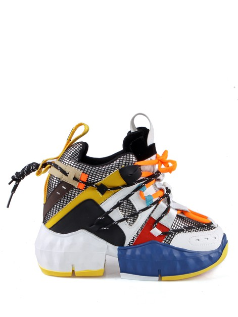 Anthony Wang Banana-03 Sneakers - orangeshine.com