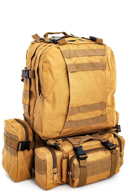 Military Backpack  - orangeshine.com