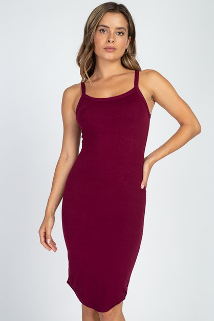 Cami Bodycon Dress - orangeshine.com