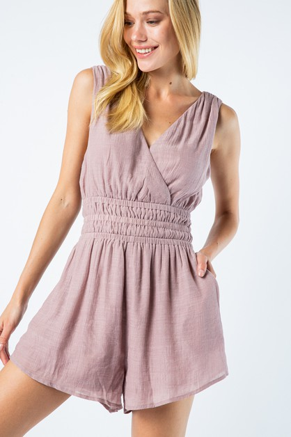 GREEK GODDESS ROMPER	 - orangeshine.com