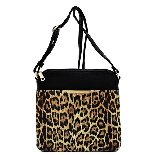 Leopard Crossbody Bag - orangeshine.com