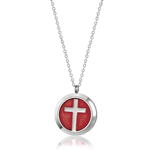 CROSS NECKLACE - orangeshine.com