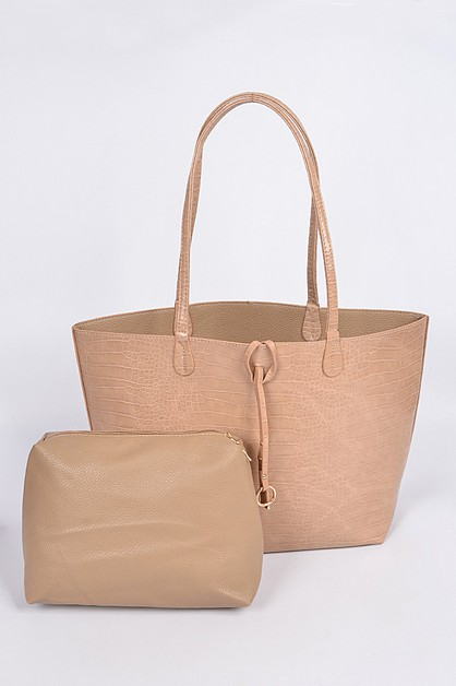 Poly Classic Satchel Bag - orangeshine.com