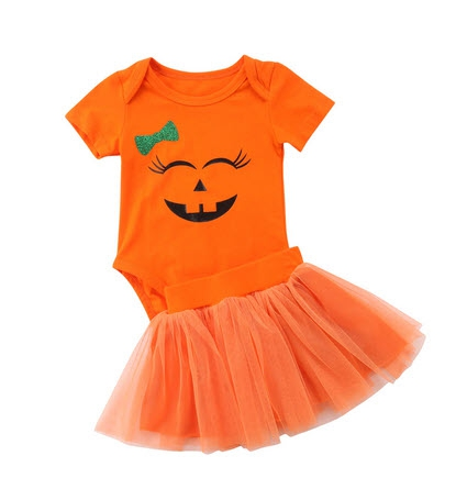 Halloween outfit set - orangeshine.com