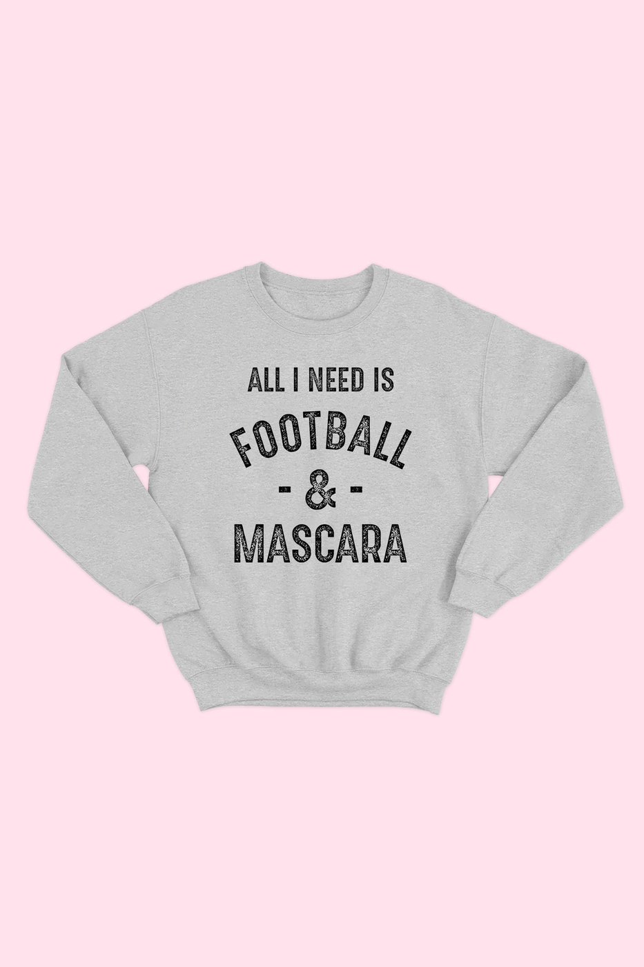 FOOTBALL SWEATSHIRT PLUS SIZE - orangeshine.com