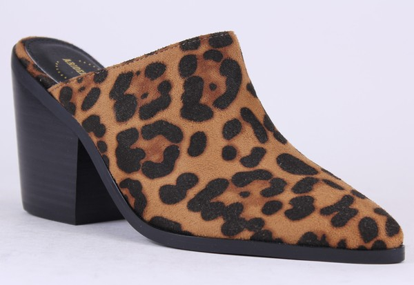 Arider Girl Women Animal Print Clog  - orangeshine.com