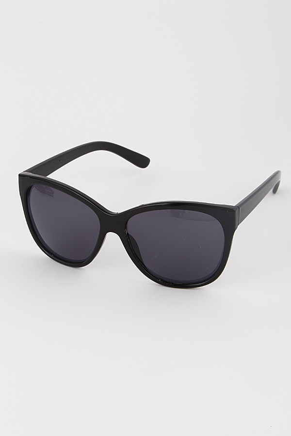 Simple Cateye Sunglasses - orangeshine.com
