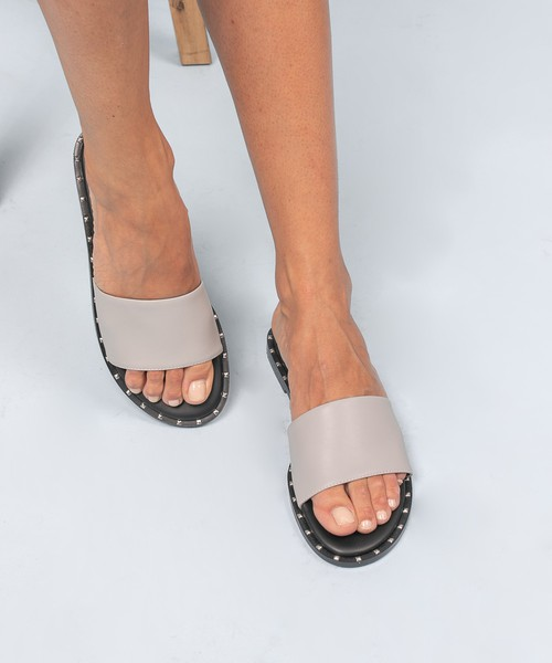 Studded Slide - orangeshine.com