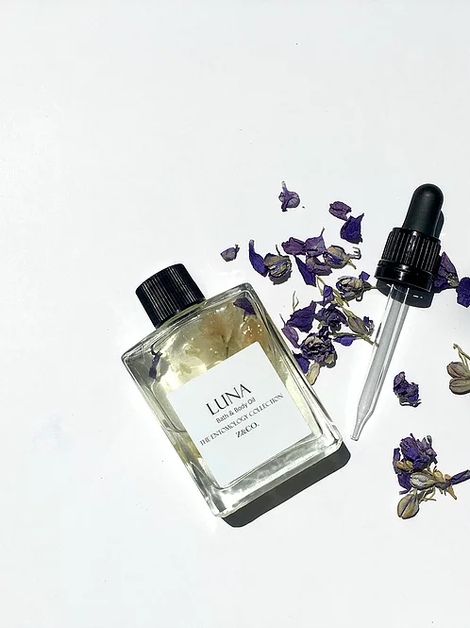 Luna OIl - orangeshine.com