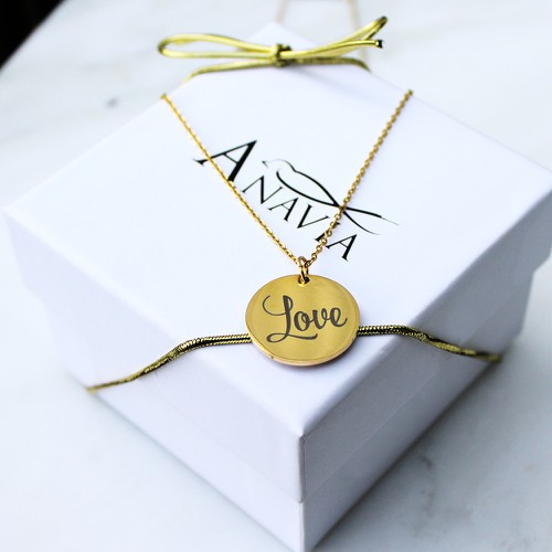 LOVE NECKLACE - orangeshine.com