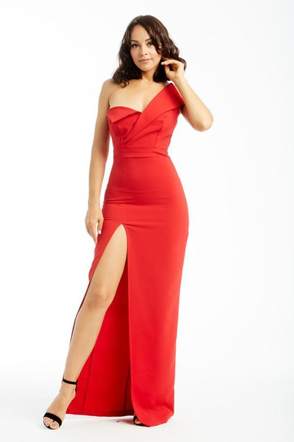 Sleeveless Cocktail Dress - orangeshine.com