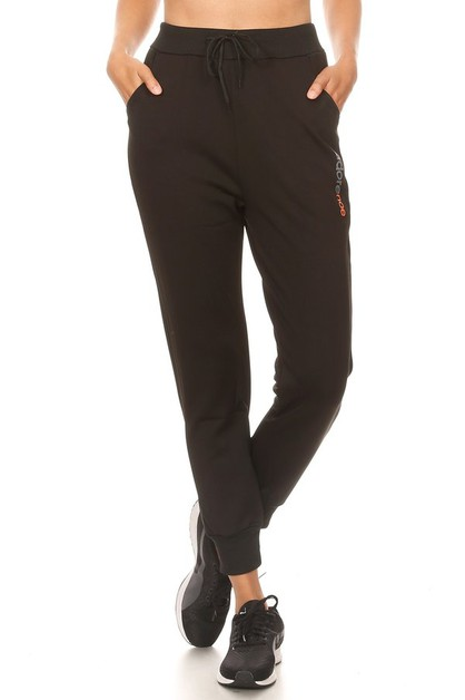 Womens Sports Joggers Sweatpants - orangeshine.com