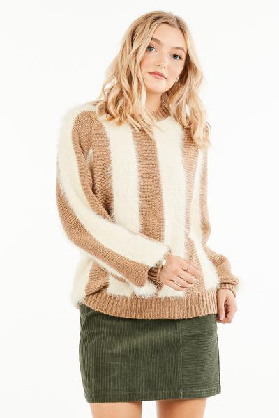 FUN OPEN KNITTED CARDIGAN - orangeshine.com