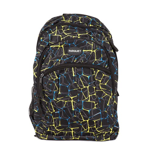 Abstract Pattern Novelty Backpack - orangeshine.com