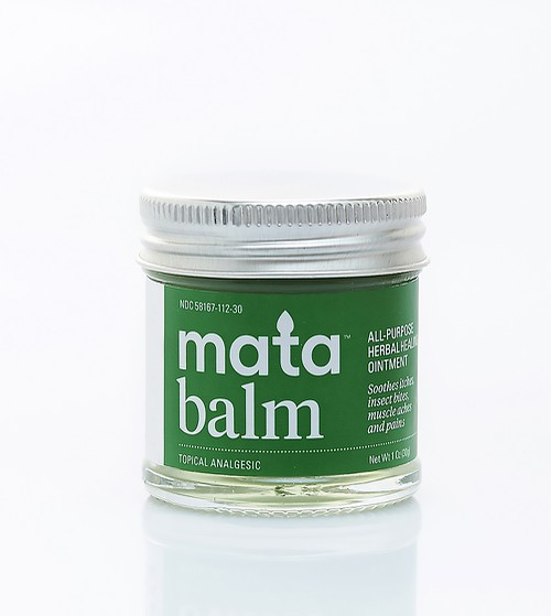 Mata Massage and Skin Healing Balm - orangeshine.com