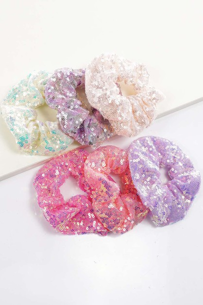MermaidScrunchies - orangeshine.com