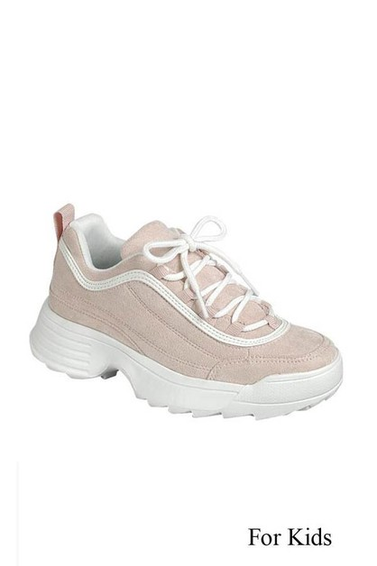 Kid Chunky recreational sports shoes - orangeshine.com