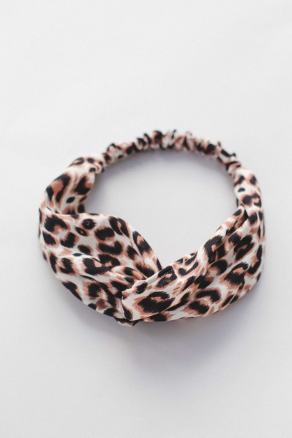 Fall Print Headband - orangeshine.com