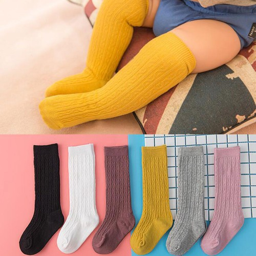 Knee high socks - orangeshine.com