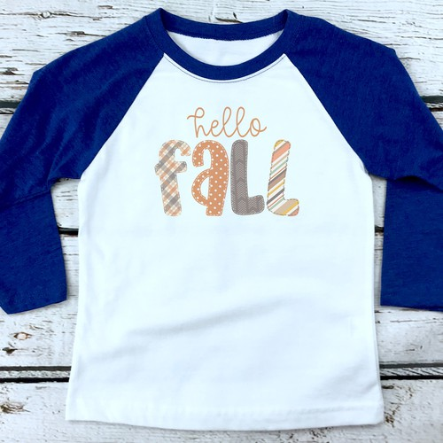 Hello Fall - orangeshine.com