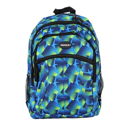 Blue Dots Pattern Novelty Backpack - orangeshine.com