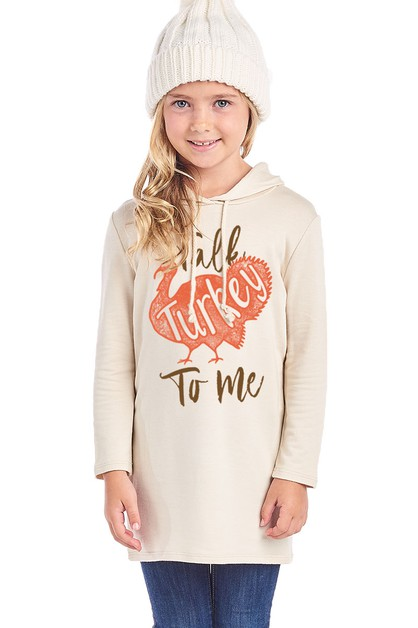 KID GRAPHIC FRENCH TERRY HOODIE - orangeshine.com