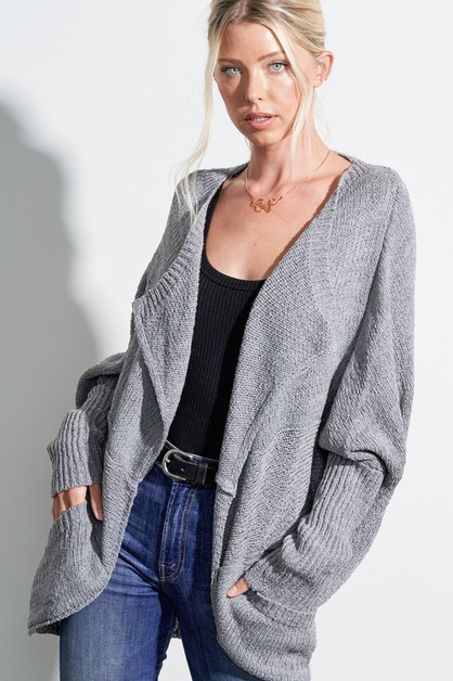 Well Rounded Cardi - orangeshine.com