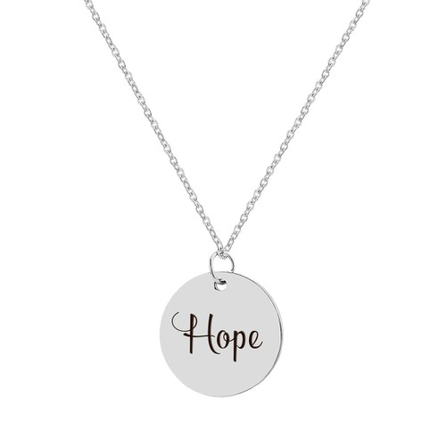 HOPE NECKLACE - orangeshine.com