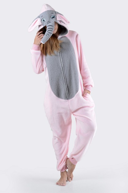 Elephant Animal Onesie - orangeshine.com