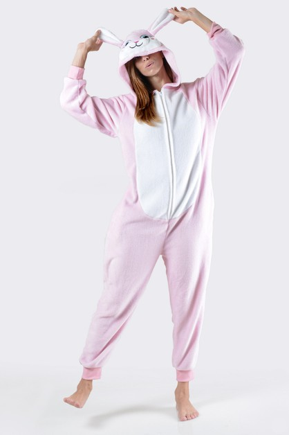 Bunny Animal Onesie - orangeshine.com