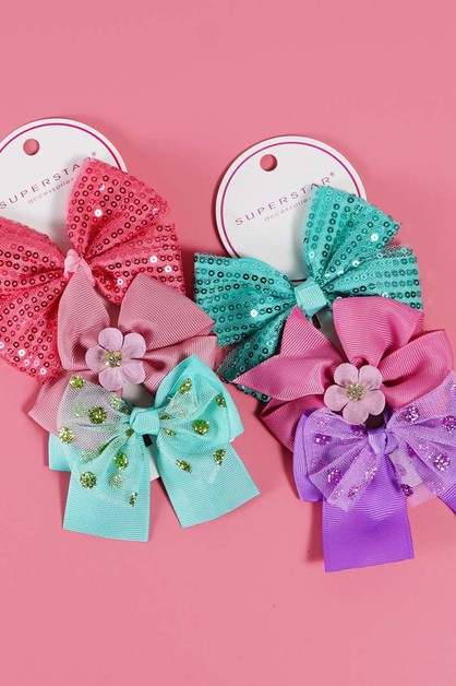 Kids Bows  - orangeshine.com