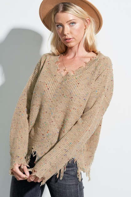 Poppy Sweater - orangeshine.com