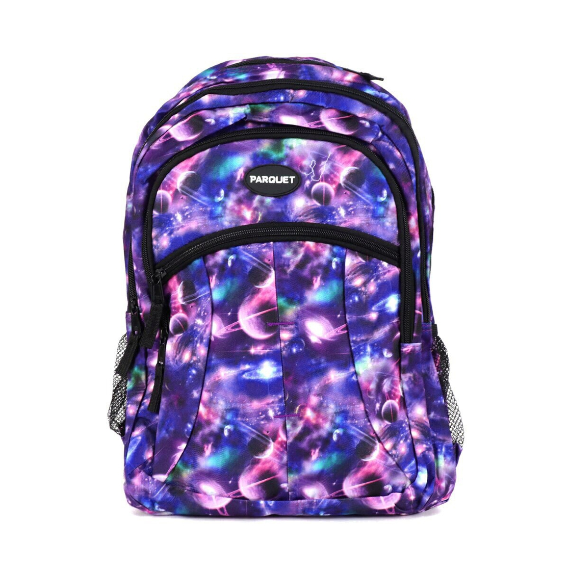 Space Pattern Novelty Backpack - orangeshine.com