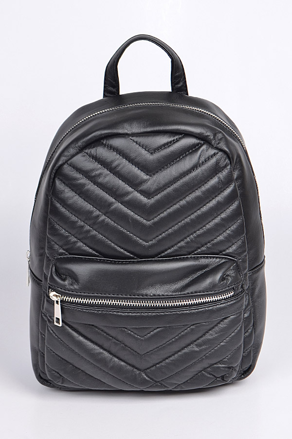 Glimmer Chevron Backpack - orangeshine.com