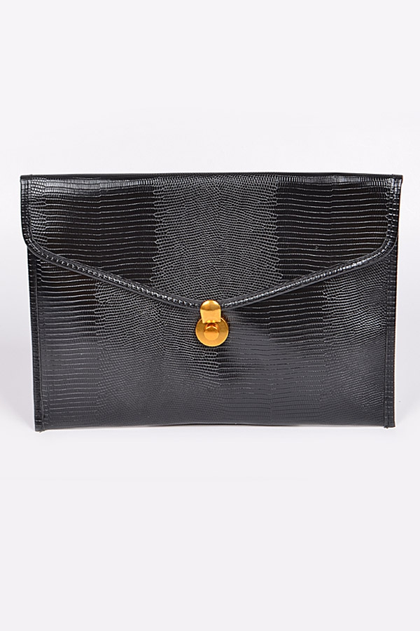 Lined Mini Clutch - orangeshine.com