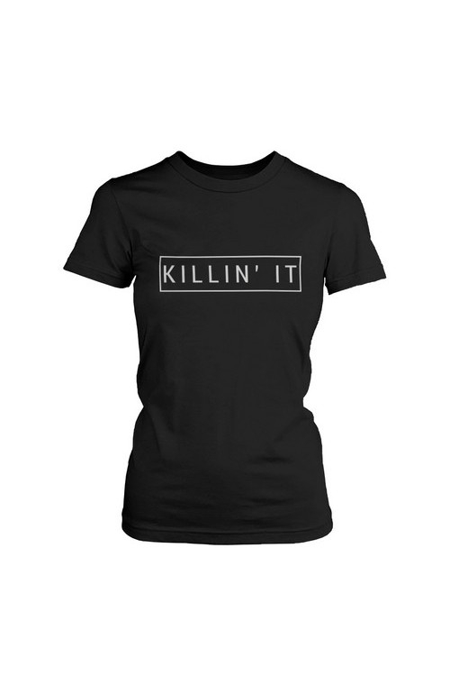 JCT014 Killin It T-Shirt - orangeshine.com