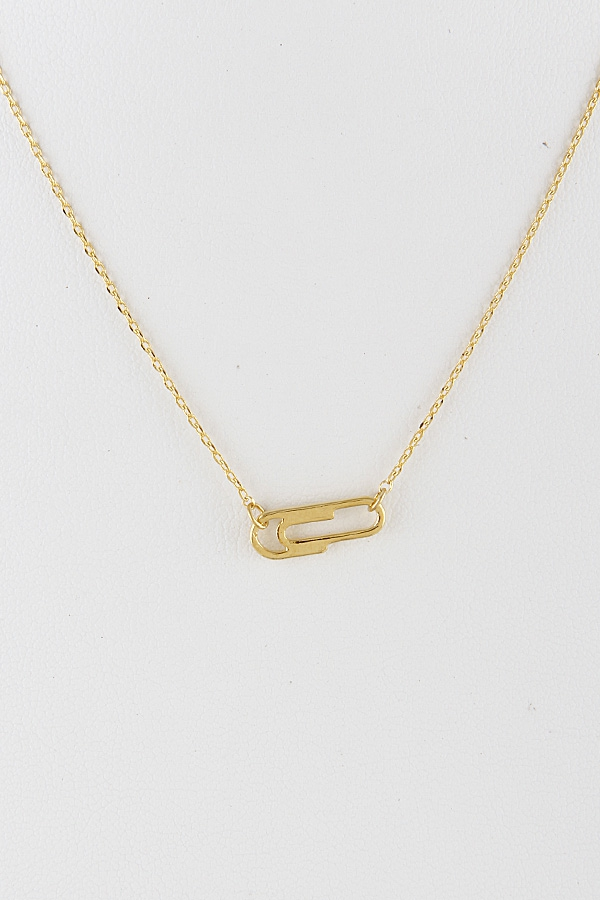 Mini Clip Necklace - orangeshine.com